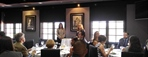 Judge Abby Cynamon and Judge Samantha Ruiz-Cohen Speak at Coral Gables Bar Luncheon
