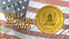 Virtual Wall of Honor Ceremony Honors the 2020 Award Recipients Marie D. Osborne, Esq. & Vincent D'Antonio, Esq.