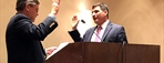 Judge Scott Bernstein Sworn in as Statewide Chair of Florida Conference of Circuit Judges