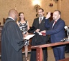 Highlights from the Investiture of the Honorable Robert Watson