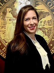 Judge Monica Gordo