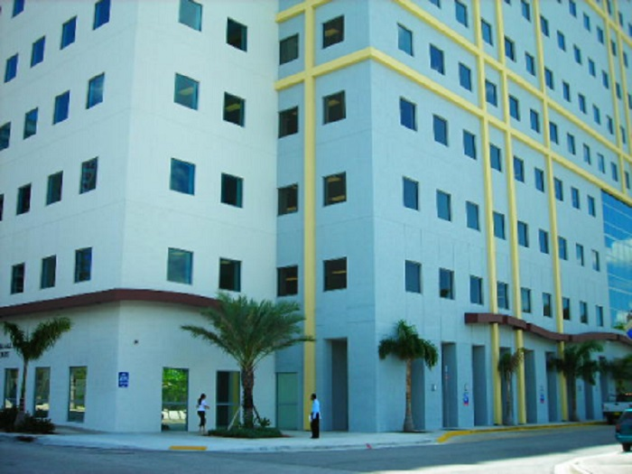 Overtown Transit Village South Building