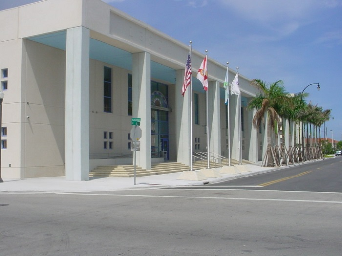 Hialeah Court Building