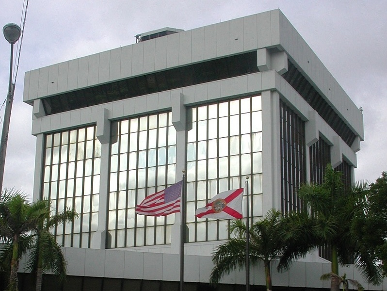 Coral Gables Court Building