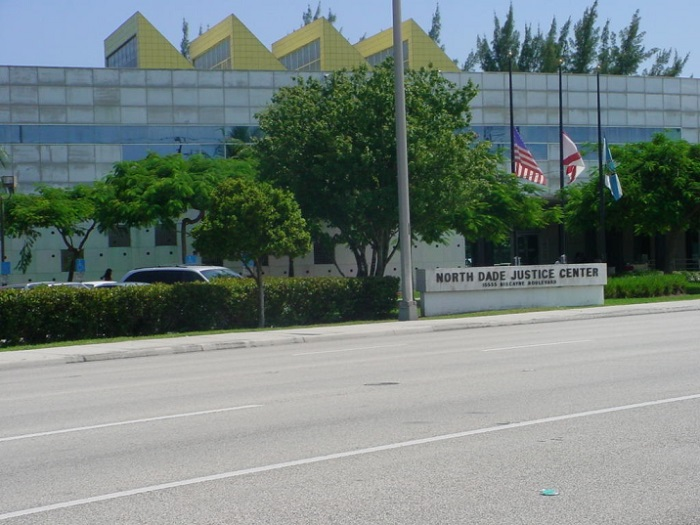 North Dade Justice Center Building